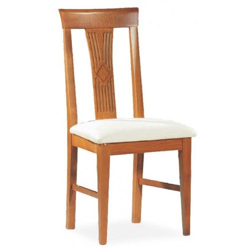 Καρέκλα ΒΙΟΤΡΑΠ 451 Οξιά (97x46,5x40) cm