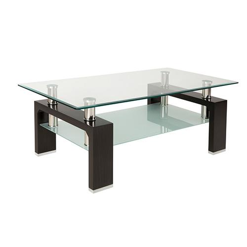 Τραπέζι σαλονιού Cico Wenge 110x60x45cm
