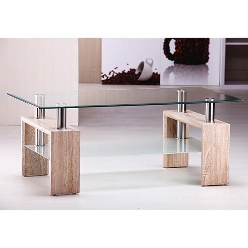 Τραπέζι σαλονιού Cico Φυσικό 110x60x45cm