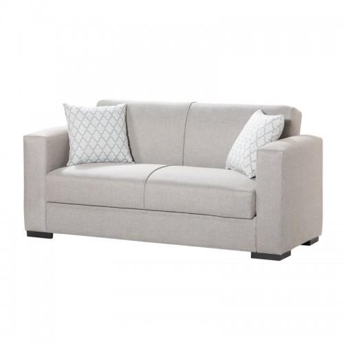 Καναπές 2 θεσιος Gracia μπεζ (167x89x84) cm