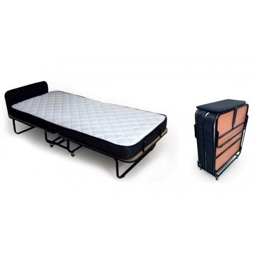 Κρεβάτι σπαστό βαρέως τύπου με στρώμα MAXI - Ράντζο (90x200x15) cm