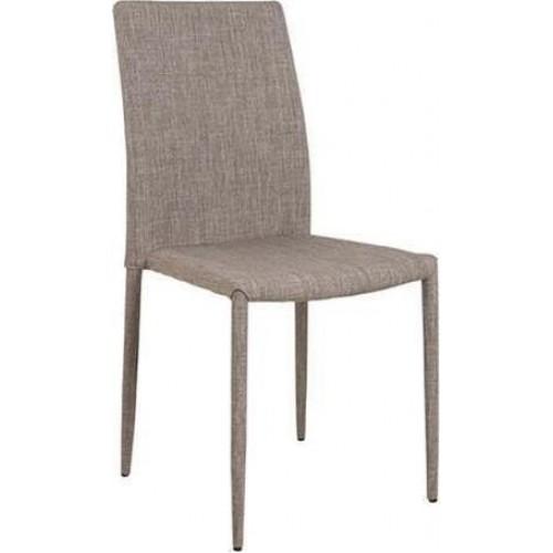 Καρέκλα Mirada Καφέ-Μπεζ