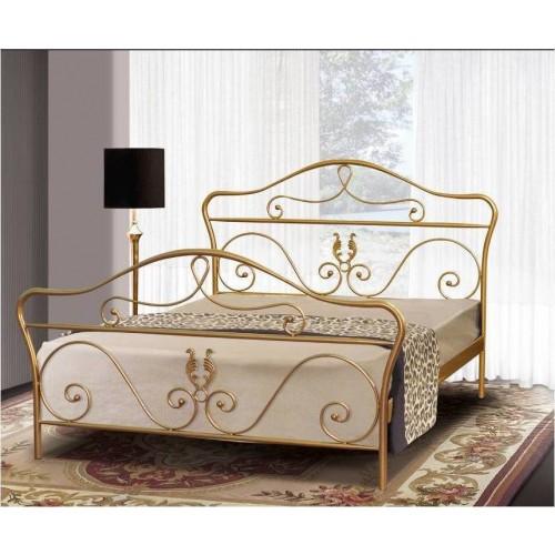 Κρεβάτι μεταλλικό διπλό MC 58 (150/160x200) cm