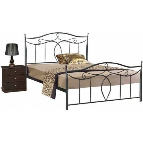 Κρεβάτι μεταλλικό διπλό MC 53 (150/160x200) cm