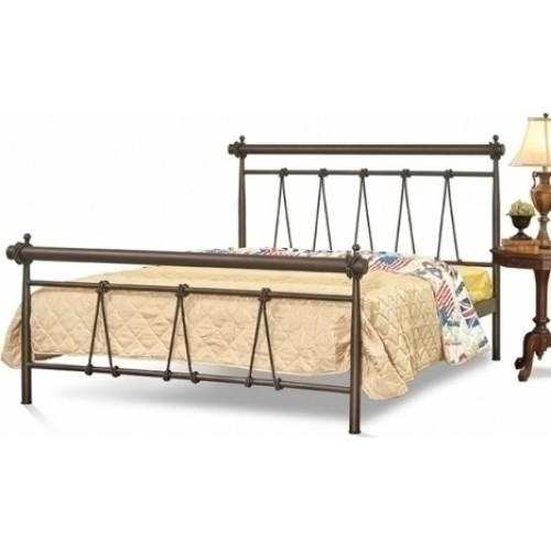 Κρεβάτι μεταλλικό διπλό MC 34 (150/160x200) cm