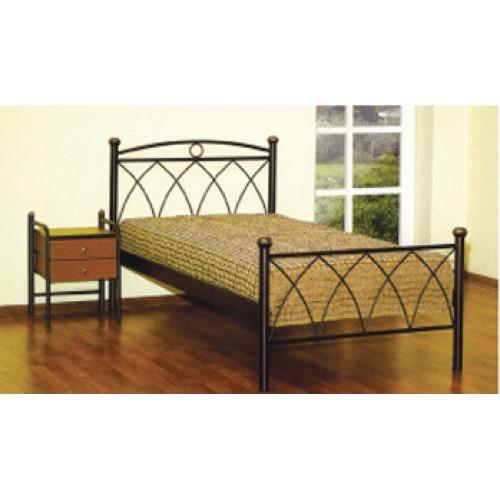 Κρεβάτι Μεταλλικό MC 23 (90/110/140/150/190x190/200) cm